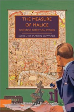 Measure of malice : scientific detection stories