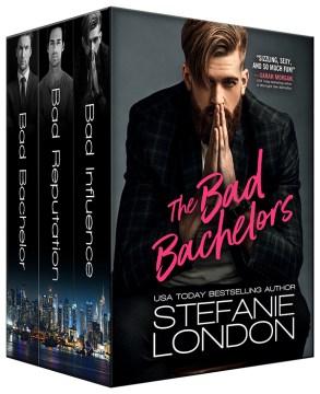 Bad bachelors bundle Stefanie London.