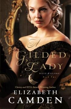 A gilded lady Elizabeth Camden.