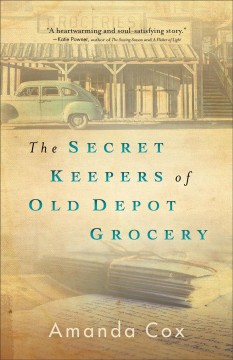 The secret keepers of Old Depot Grocery Amanda Cox.