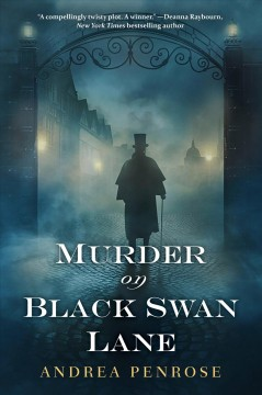 Murder on Black Swan Lane Andrea Penrose.