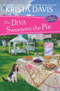 The diva sweetens the pie Krista Davis.