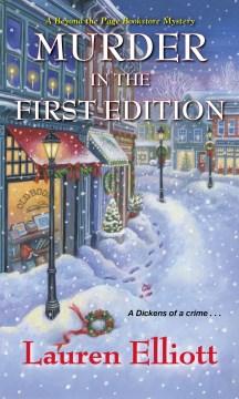 Murder in the First Edition Lauren Elliott.