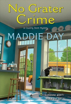 No grater crime Maddie Day.