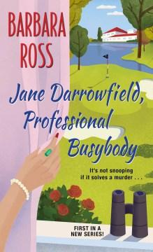 Jane Darrowfield, professional busybody