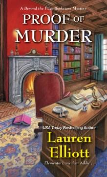Proof of murder Lauren Elliott.