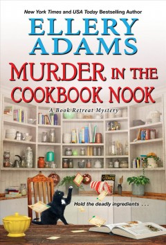 Murder in the cookbook nook Ellery Adams