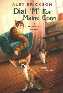 Dial M for Maine Coon