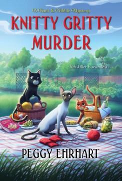 Knitty gritty murder Peggy Ehrhart