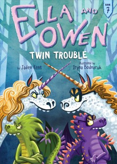Twin trouble / by Jaden Kent ; illustrated by Iryna Bodnaruk.