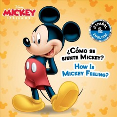 Cómo se siente Mickey? = How is Mickey feeling?