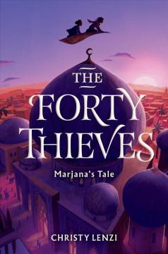 The forty thieves / Marjanaѫs Tale