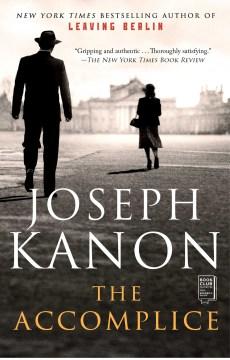 The accomplice Joseph Kanon.