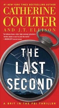 The last second Catherine Coulter and  J.T. Ellison.