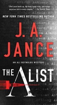The A list J.A. Jance.