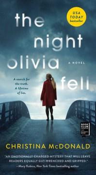 The night olivia fell Christina McDonald