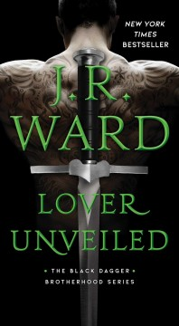 Lover unveiled J.R. Ward.