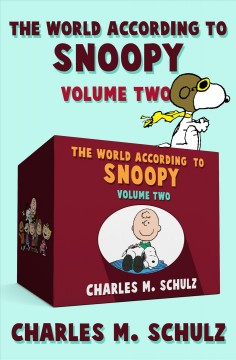 The world according to Snoopy. Volume 2 Charles M. Schulz.