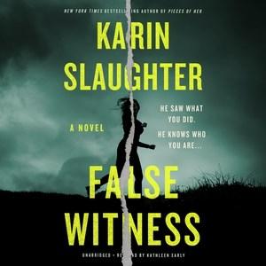 False Witness (CD)