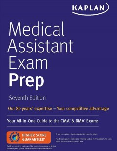 Medical assistant exam prep : your all-in-one guide to the CMA & RMA exams.