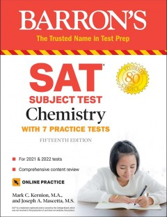 Sat Subject Test Chemistry : With 7 Practice Tests