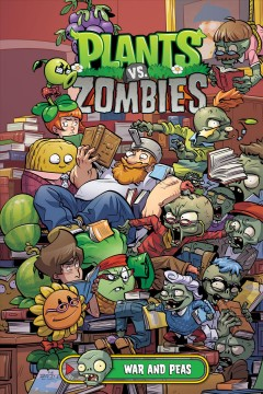 Plants vs. zombies : War and peas. Volume 11
