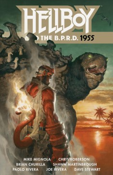 Hellboy and the B.P.R.D., 1955. Issue 1-3