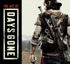 The art of days gone Bend Studio.
