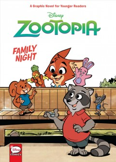 Disney Zootopia - Family Night : Younger Readers Graphic Novel