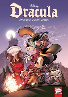 Dracula : starring Mickey Mouse / script by Bruno Enna ; art by Fabio Celoni ; colors by Mirka Andolfo ; English translation by Erin Brady ; lettering by Richard Starkings and Comicraft's Jimmy Betancourt.