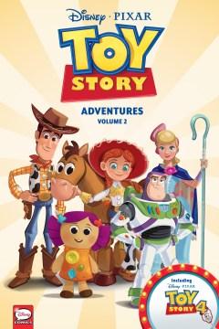 Toy story adventures. Volume 2