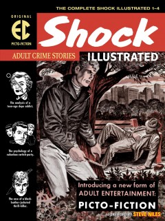 Shock illustrated. Issue 1-4
