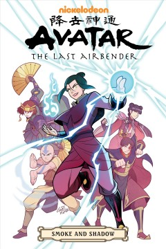 Avatar the Last Airbender : Smoke and Shadow