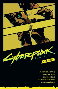 Cyberpunk 2077 : your voice