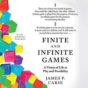 Finite and Infinite Games (CD)