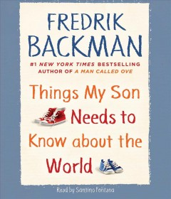 Things My Son Needs to Know About the World (CD)