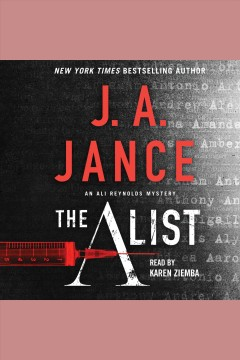 The A list [electronic resource] / J.A. Jance.