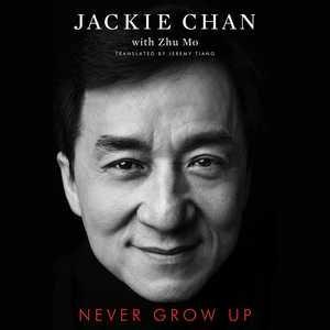 Never Grow Up (CD)