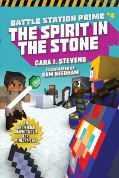 The Ghost in the Stone : An Unofficial Graphic Novel for Minecrafters