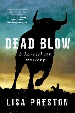 Dead blow / Lisa Preston.