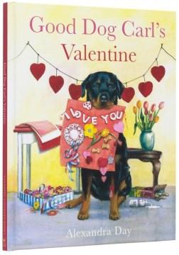 Good Dog Carl's Valentine