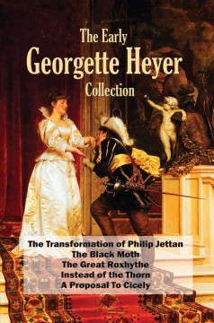 The early georgette heyer collection Georgette Heyer.