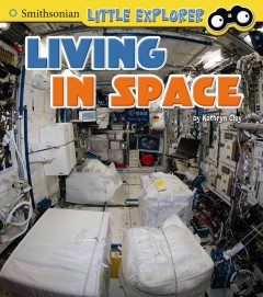 Living in space / by Kathryn Clay.