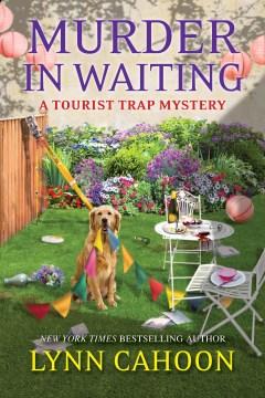 Murder in waiting Lynn Cahoon.