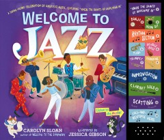 Welcome to Jazz : A Swing-Along Celebration of America's Music Featuring أWhen the Saints Go Marching Inؤ