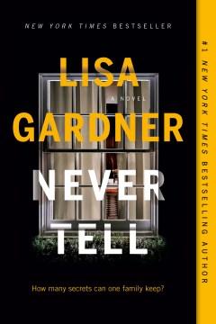 Never tell a novel / Lisa Gardner.