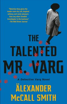 The talented Mr. Varg Alexander McCall Smith.