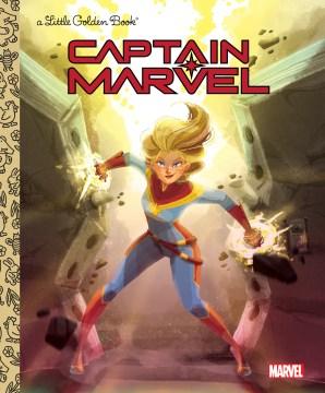 Captain Marvel / by John Sazaklis ; illustrated by Penelope R. Gaylord.