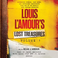 Louis L'Amour's Lost Treasures #1 (CD)