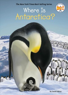 Where is Antarctica? by Sarah Fabiny.